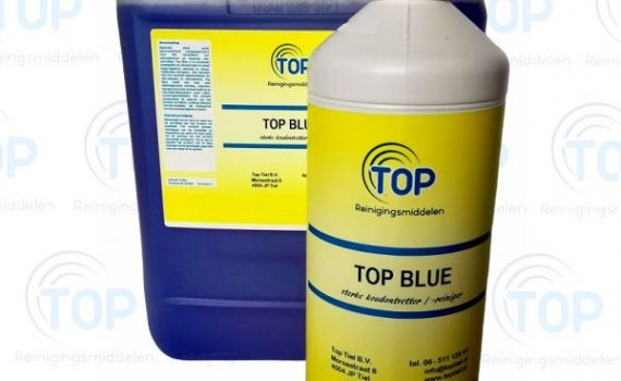 Top Blue + Can